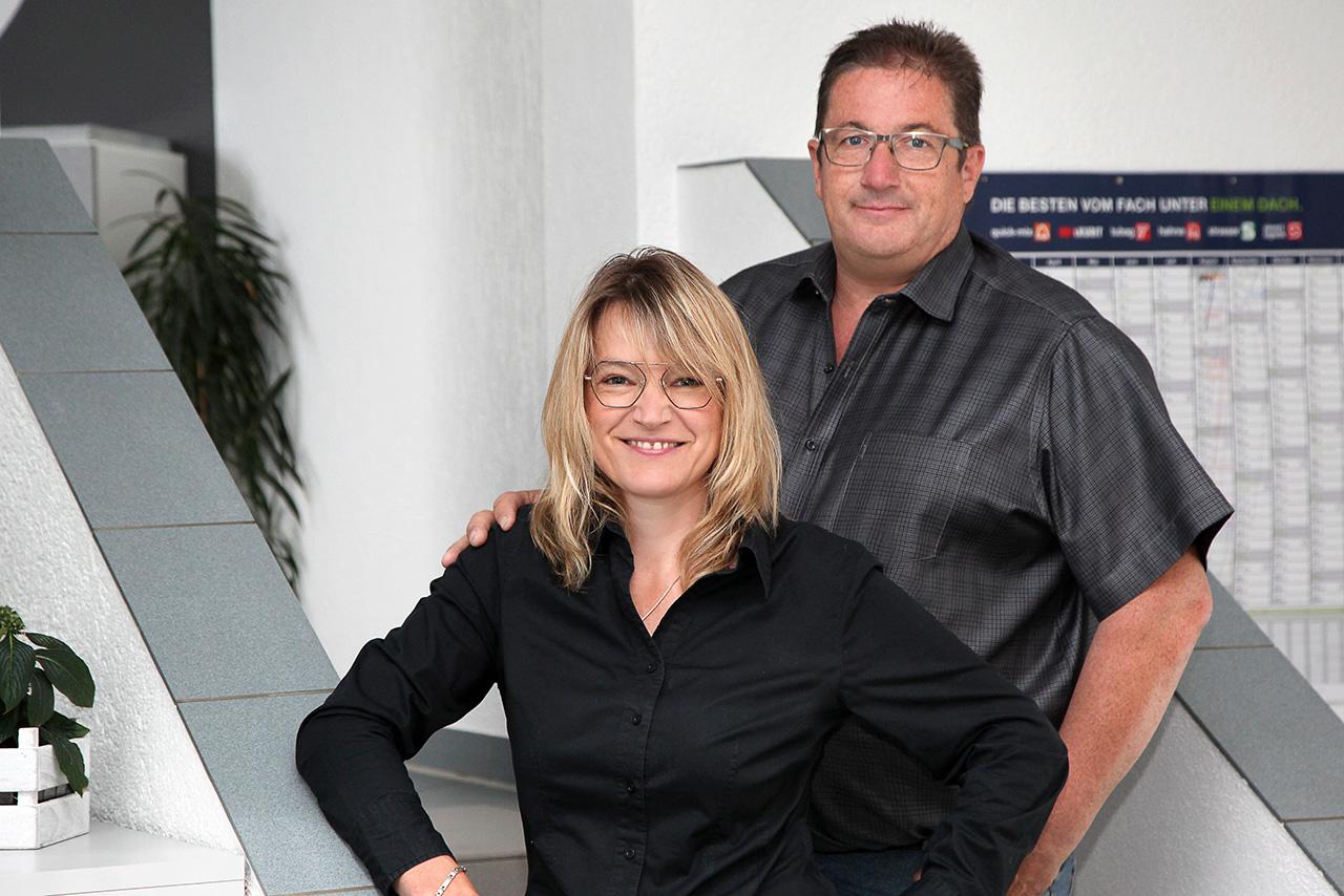 Erika & Joachim Kopp
