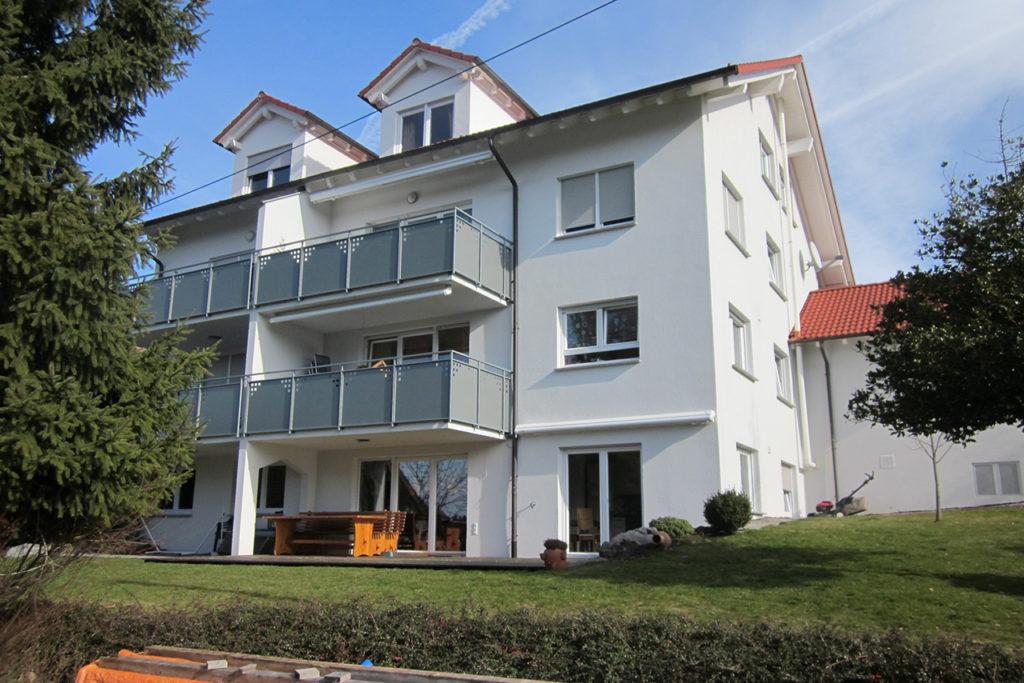 Mehrfamilienhaus - Joachim Kopp