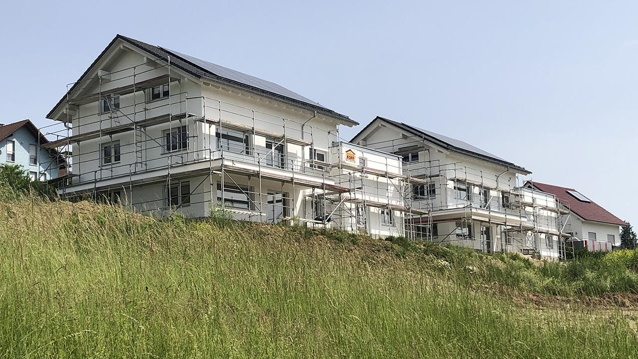 Peterzell - Neubau