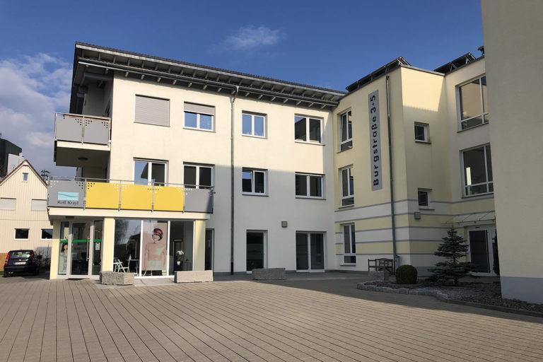 Wohn- & Dienstleistungszentrum