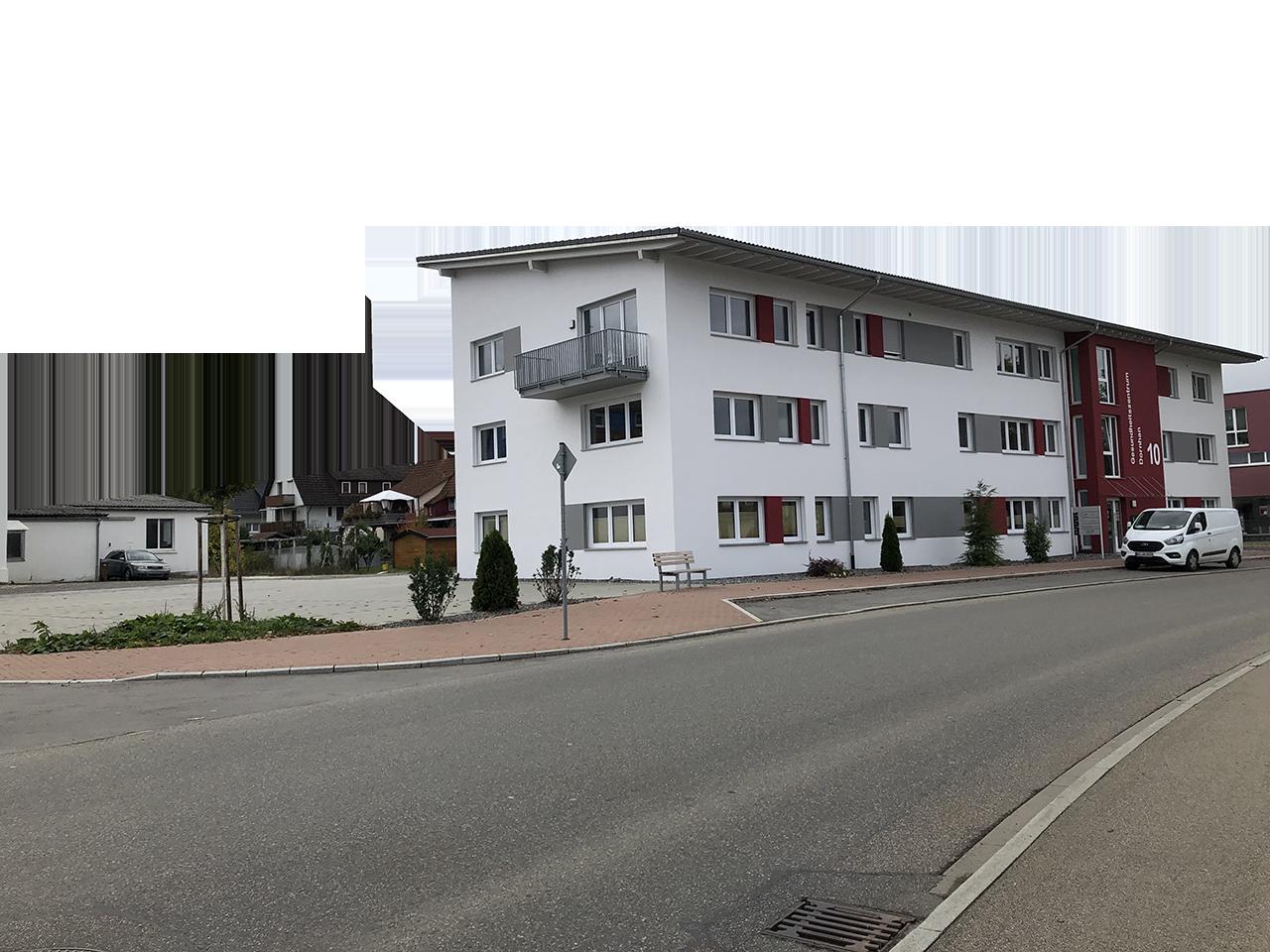 Gesundheitszentrum - Dornhan